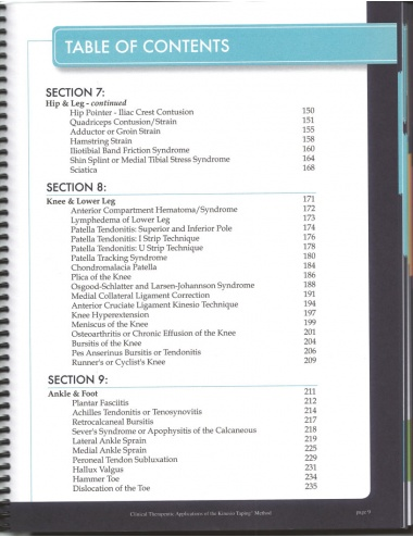 Table of Contents - 1