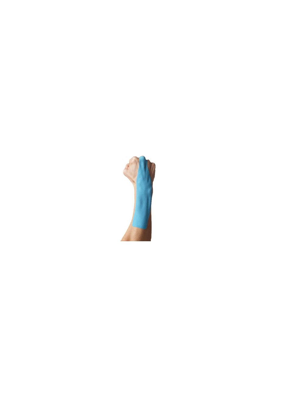 SpiderTech Precut Wrist Tape-Blue