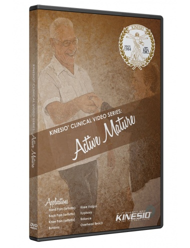 Kinesio Clinical Video Series - Active Mature