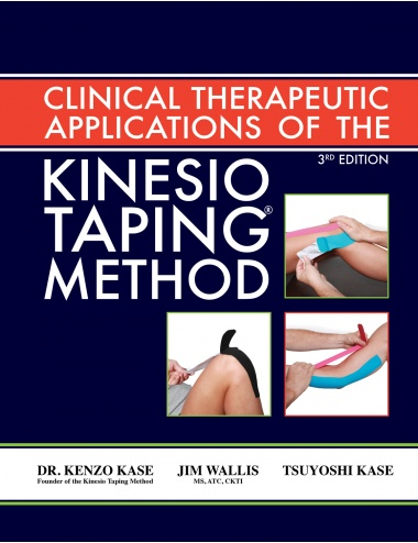 Clinical Therapeutic Applications of the Kinesio Taping Method Manual 3rd Edition